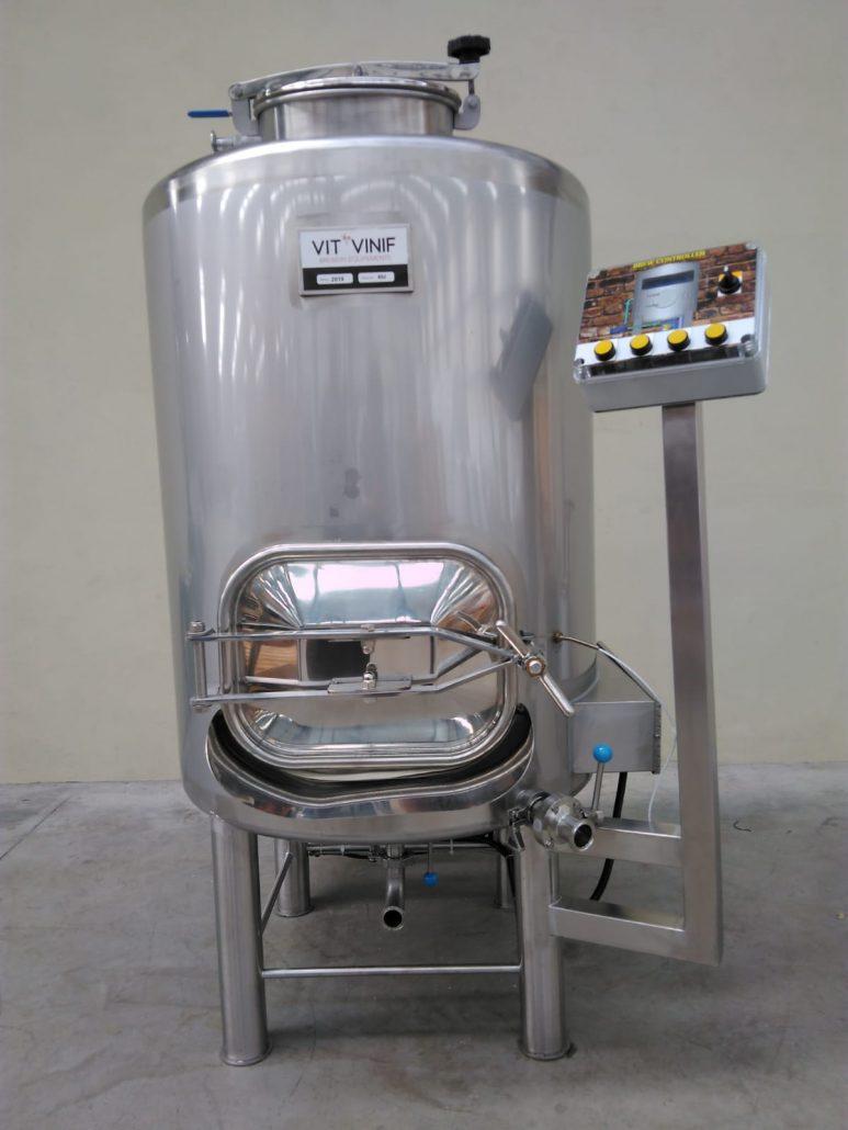 cuve de brassage automatique